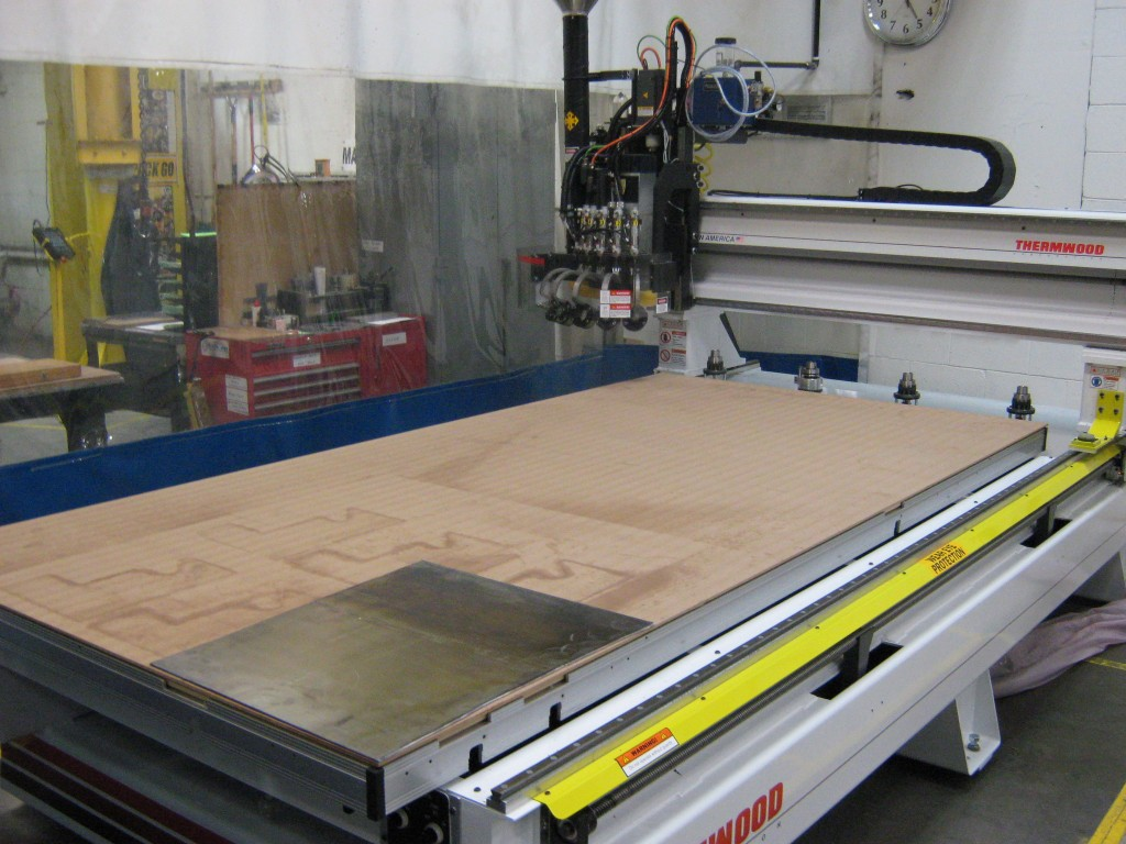 Image of CNC Router